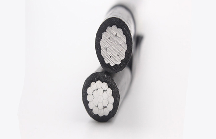Low Voltage Aerial Bundled Cable LV ABC 0,6/1 KV Cable