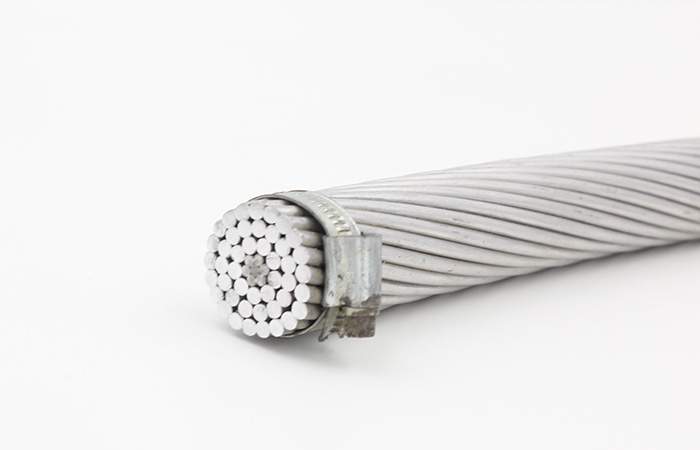 aluminum cable ACSR Aluminum Conductor Steel Reinforceed BS EN SCA bare conductor