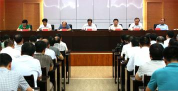 El distrito de Hui de Xi'an organizó una reunión anticipada de aterrizaje de cable aéreo