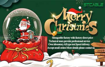 Happy Holidays to you Sitong cable Co.,Ltd